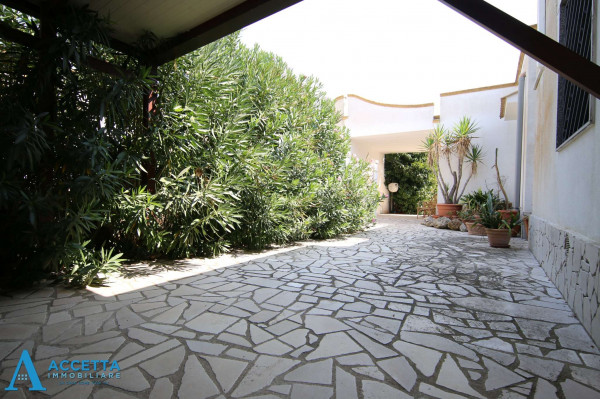 Villa in affitto a Leporano, Gandoli, Arredato, con giardino, 80 mq - Foto 4