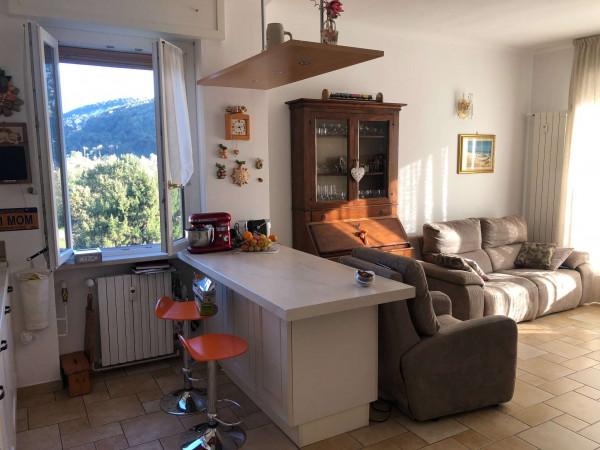 Appartamento in vendita a Laveno-Mombello, Centro, Con giardino, 106 mq - Foto 17