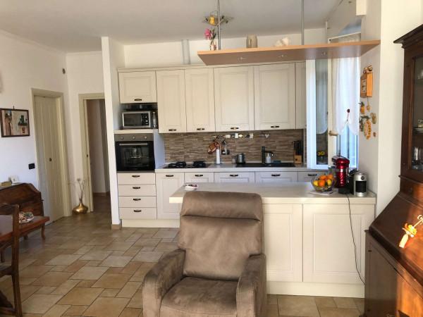 Appartamento in vendita a Laveno-Mombello, Centro, Con giardino, 106 mq - Foto 18