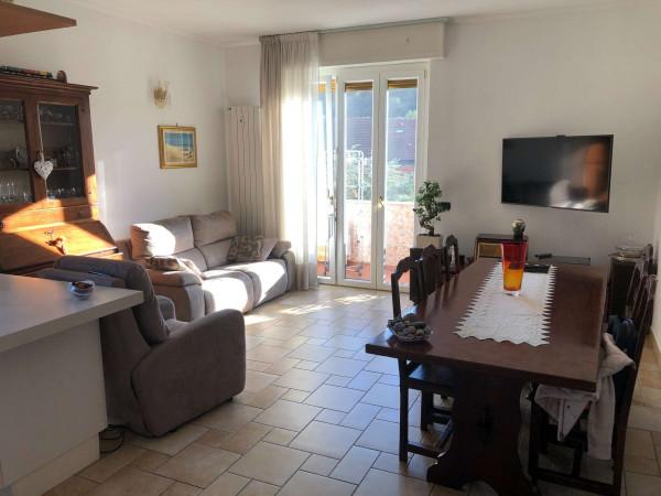 Appartamento in vendita a Laveno-Mombello, Centro, Con giardino, 106 mq - Foto 20