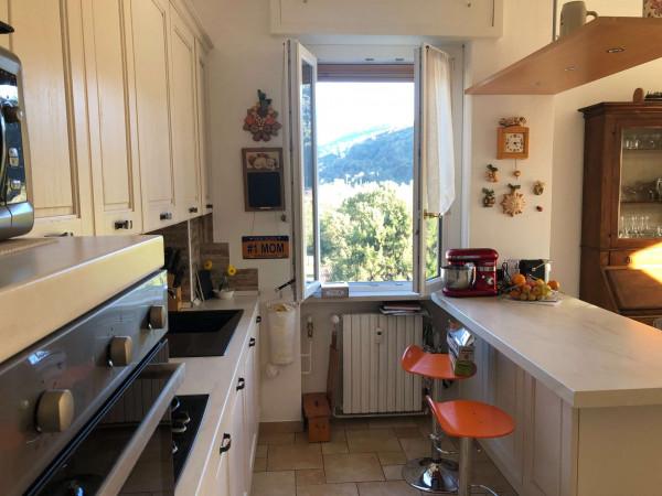 Appartamento in vendita a Laveno-Mombello, Centro, Con giardino, 106 mq - Foto 22