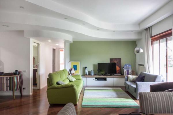 Appartamento in vendita a Roma, Eur Mostacciano, Con giardino, 106 mq