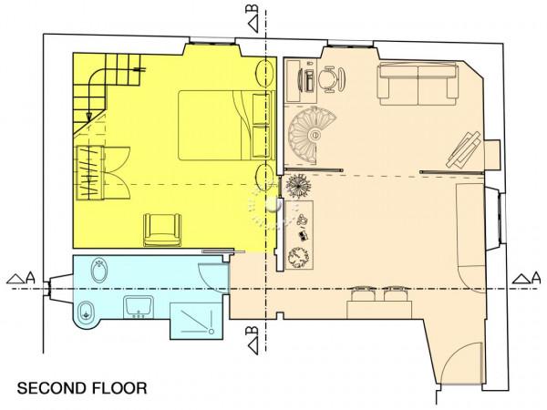 Appartamento in affitto a Firenze, Arredato, 69 mq - Foto 5