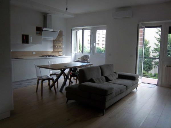 Appartamento in vendita a Roma, Largo Preneste, Con giardino, 100 mq - Foto 17