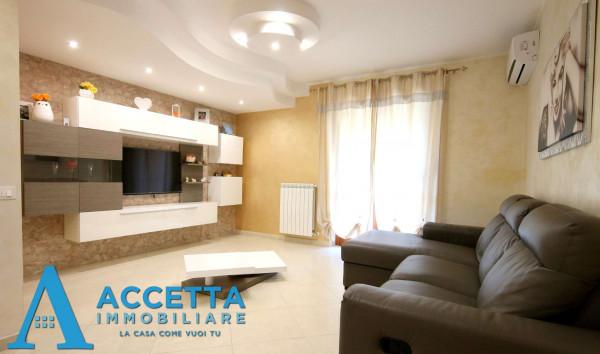 Appartamento in vendita a Taranto, Lama, 113 mq