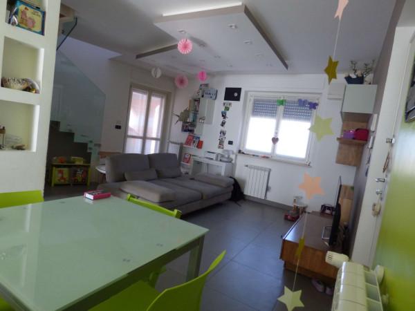 Appartamento in vendita a Leini, Betulle 2, Con giardino, 110 mq - Foto 39