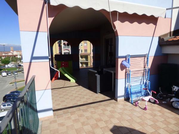 Appartamento in vendita a Leini, Betulle 2, Con giardino, 110 mq - Foto 34