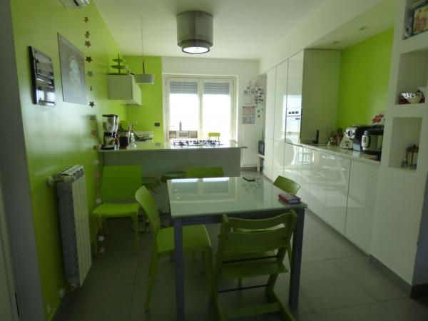Appartamento in vendita a Leini, Betulle 2, Con giardino, 110 mq - Foto 40