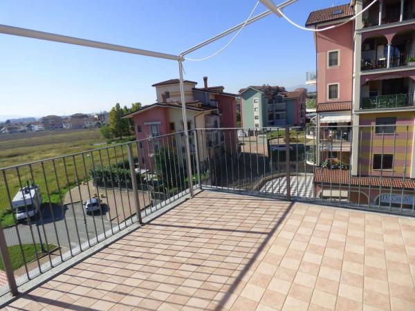 Appartamento in vendita a Leini, Betulle 2, Con giardino, 110 mq - Foto 26