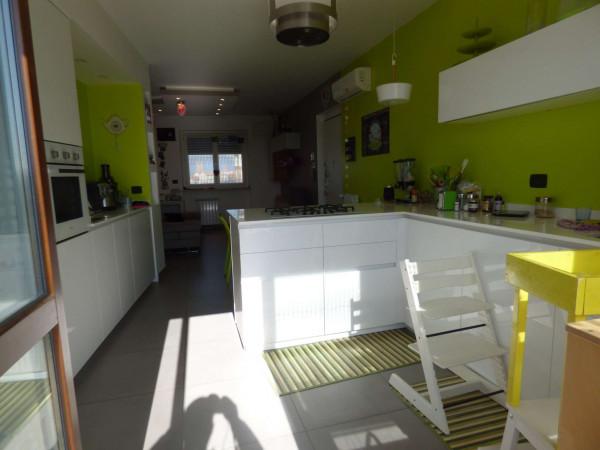 Appartamento in vendita a Leini, Betulle 2, Con giardino, 110 mq - Foto 37