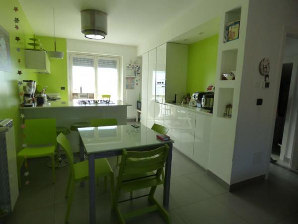 Appartamento in vendita a Leini, Betulle 2, Con giardino, 110 mq - Foto 42