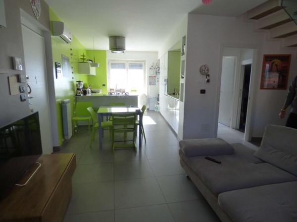 Appartamento in vendita a Leini, Betulle 2, Con giardino, 110 mq - Foto 44
