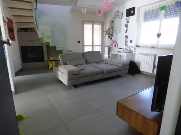 Appartamento in vendita a Leini, Betulle 2, Con giardino, 110 mq - Foto 45