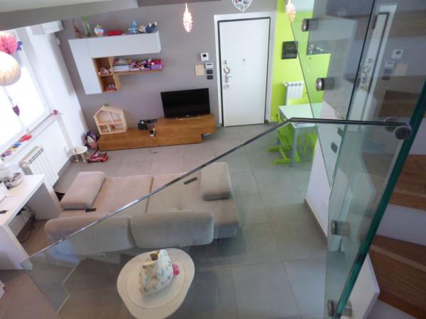 Appartamento in vendita a Leini, Betulle 2, Con giardino, 110 mq - Foto 16
