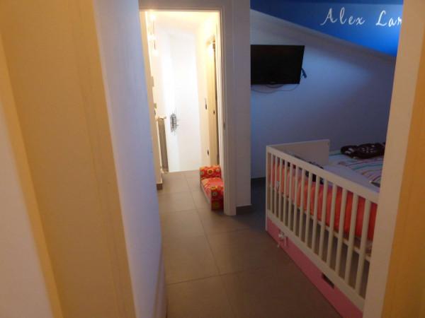 Appartamento in vendita a Leini, Betulle 2, Con giardino, 110 mq - Foto 10