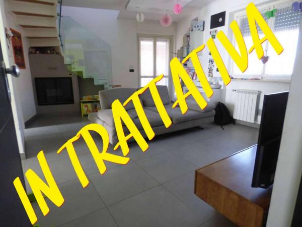 Appartamento in vendita a Leini, Betulle 2, Con giardino, 110 mq - Foto 1