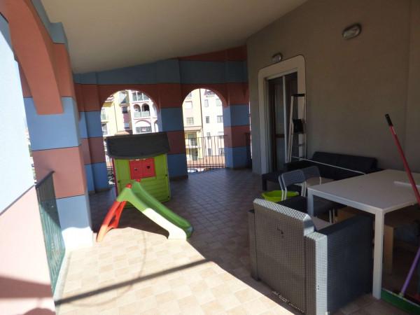 Appartamento in vendita a Leini, Betulle 2, Con giardino, 110 mq - Foto 27