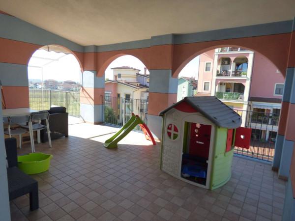 Appartamento in vendita a Leini, Betulle 2, Con giardino, 110 mq - Foto 28