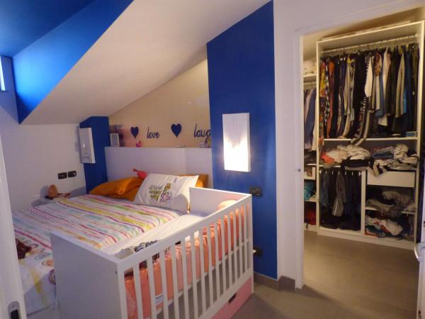Appartamento in vendita a Leini, Betulle 2, Con giardino, 110 mq - Foto 12