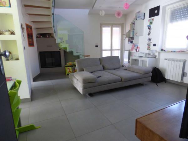 Appartamento in vendita a Leini, Betulle 2, Con giardino, 110 mq - Foto 43