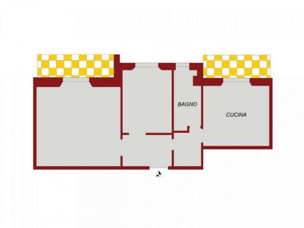 Appartamento in vendita a Genova, Marassi Alta, 55 mq - Foto 12