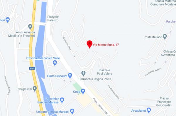 Appartamento in vendita a Genova, Marassi Alta, 55 mq - Foto 11
