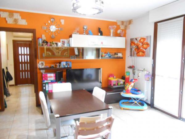 Appartamento in vendita a Sergnano, Residenziale, Con giardino, 119 mq - Foto 15