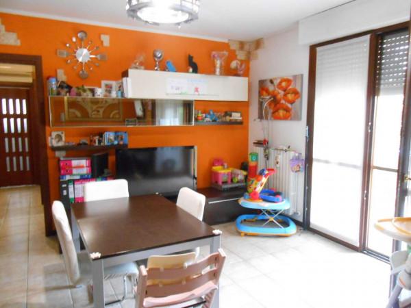 Appartamento in vendita a Sergnano, Residenziale, Con giardino, 119 mq - Foto 14