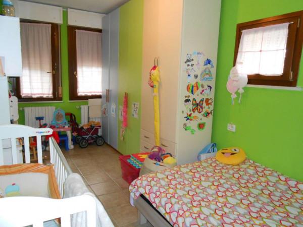 Appartamento in vendita a Sergnano, Residenziale, Con giardino, 119 mq - Foto 27
