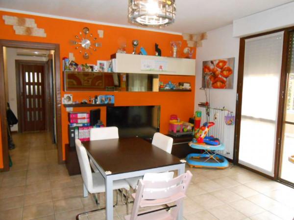 Appartamento in vendita a Sergnano, Residenziale, Con giardino, 119 mq - Foto 35