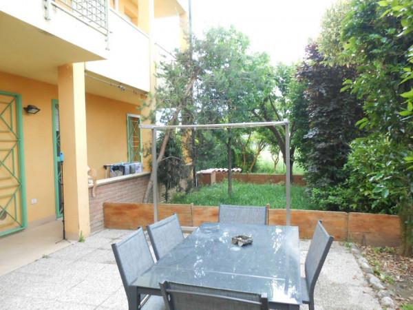Appartamento in vendita a Sergnano, Residenziale, Con giardino, 119 mq - Foto 4