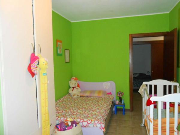 Appartamento in vendita a Sergnano, Residenziale, Con giardino, 119 mq - Foto 11