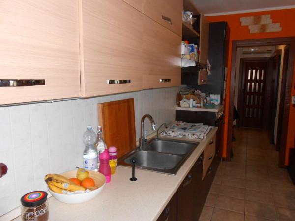 Appartamento in vendita a Sergnano, Residenziale, Con giardino, 119 mq - Foto 12