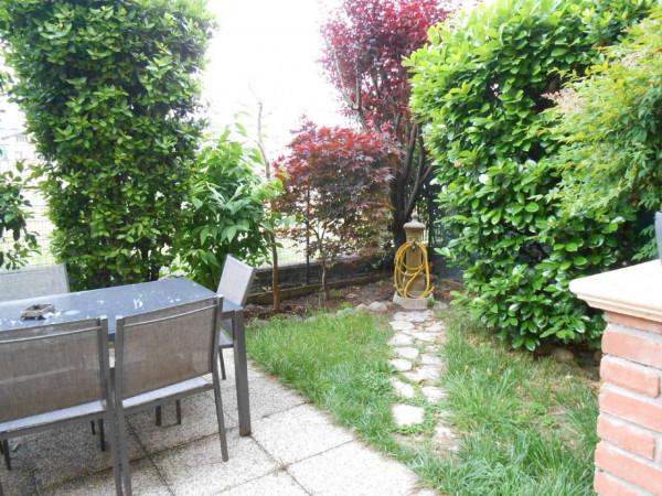 Appartamento in vendita a Sergnano, Residenziale, Con giardino, 119 mq - Foto 21