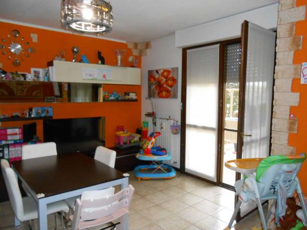 Appartamento in vendita a Sergnano, Residenziale, Con giardino, 119 mq - Foto 16