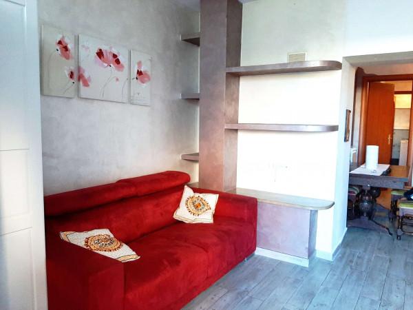 Appartamento in affitto a Roma, Viale Vaticano, Arredato, con giardino, 50 mq - Foto 12