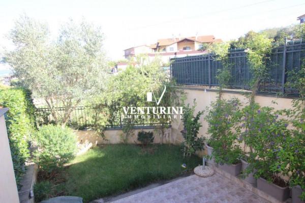 Villetta a schiera in vendita a Roma, Valle Muricana, Con giardino, 130 mq - Foto 5