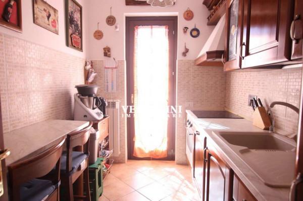 Villetta a schiera in vendita a Roma, Valle Muricana, Con giardino, 130 mq - Foto 11