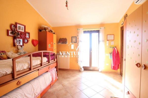 Villetta a schiera in vendita a Roma, Valle Muricana, Con giardino, 130 mq - Foto 9