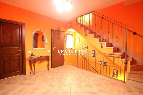 Villetta a schiera in vendita a Roma, Valle Muricana, Con giardino, 130 mq - Foto 14