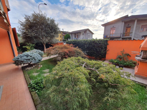 Appartamento in vendita a Crespiatica, Residenziale, Con giardino, 103 mq - Foto 9