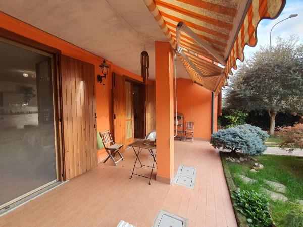 Appartamento in vendita a Crespiatica, Residenziale, Con giardino, 103 mq