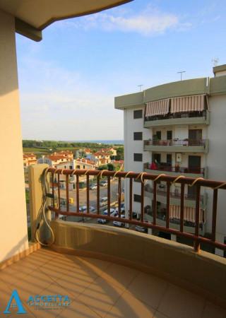 Appartamento in vendita a Taranto, Residenziale, Con giardino, 119 mq - Foto 7