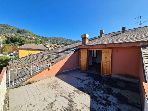 Appartamento in affitto a Moconesi, Ferrada Di Moconesi, 75 mq - Foto 11