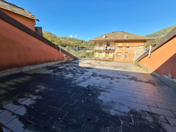 Appartamento in affitto a Moconesi, Ferrada Di Moconesi, 75 mq - Foto 10