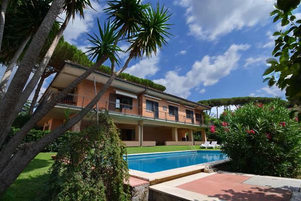 Villa in vendita a Grottaferrata, Borghetto, Con giardino, 565 mq - Foto 11