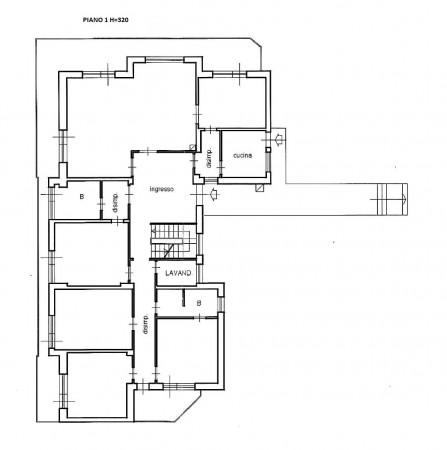Villa in vendita a Grottaferrata, Borghetto, Con giardino, 565 mq - Foto 13