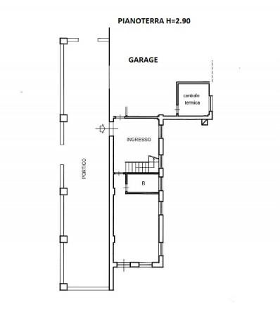 Villa in vendita a Grottaferrata, Borghetto, Con giardino, 565 mq - Foto 12