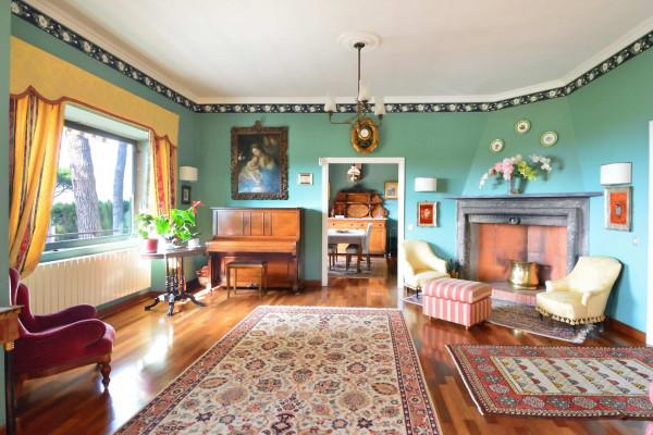 Villa in vendita a Grottaferrata, Borghetto, Con giardino, 565 mq - Foto 2