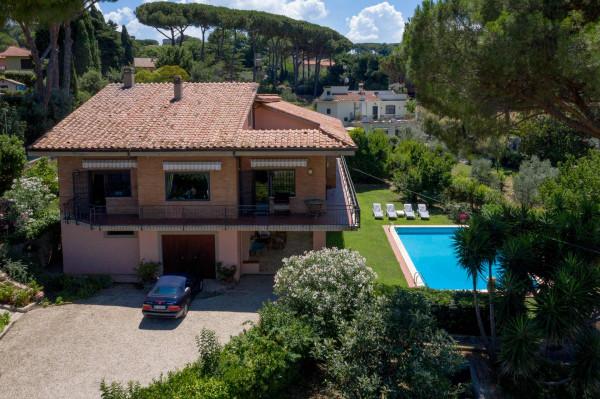 Villa in vendita a Grottaferrata, Borghetto, Con giardino, 565 mq - Foto 9